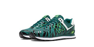 New Balance新百伦ML574ALW男士夜光复古跑鞋