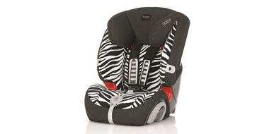 超级百变王,Britax Romer百代适 Evolva 1-2-3 Plus儿童汽车安全座椅