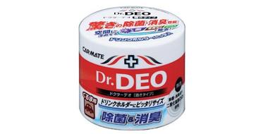 Dr.DEO CARMATE 快美特 汽车除菌空气净化剂