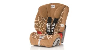 2016年新款,甜馨同款 Britax 百代适 超级百变王 儿童安全座椅