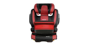 再降!Recaro瑞卡罗超级莫扎特儿童汽车安全座椅(带ISOFIX接口)