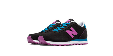 New Balance 新百伦 WL501SLA 女士复古跑鞋