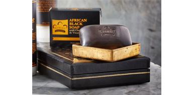 Nubian Heritage努比亚非洲黑皂祛痘黑头消炎 141g