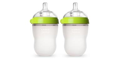 Comotomo 可么多么母乳实感硅胶奶瓶 2只装 250ml