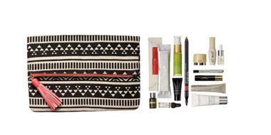 Bergdorf Goodman美容盛典全场美妆护肤满$275送14件套小样大礼包