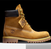Timberland 天木兰 Premium Waterproof 男士6英寸高帮靴