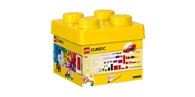 LEGO 乐高 经典家庭套装 创意积木 10692