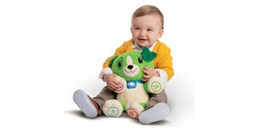 跳蛙 LeapFrog 小狗英文早教玩偶