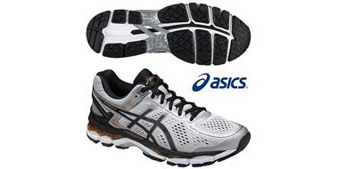 限尺码:Asics 亚瑟士 GEL-KAYANO 22 男款顶级支撑跑鞋 两色可选