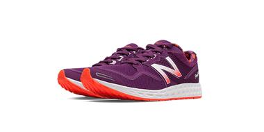 New Balance 新百伦 Fresh Foam系列W1980PN女士缓震跑鞋
