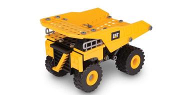 CAT 卡特彼勒 实习机器制造者系列 大号倾斜卡车