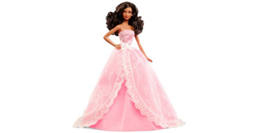 Barbie 芭比娃娃 2015生日心愿版
