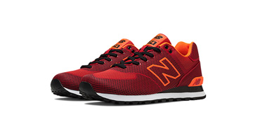 New Balance 新百伦 ML574 编织系列男款跑鞋