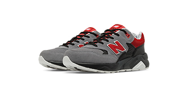 New Balance 新百伦 KL580FWG/KL580FMG大童款复古跑鞋