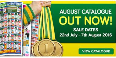 CW澳洲大药房开启8月迎里约奥运促销