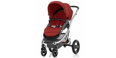 Britax 宝得适 Affinity 爱上旅途高端款婴儿推车
