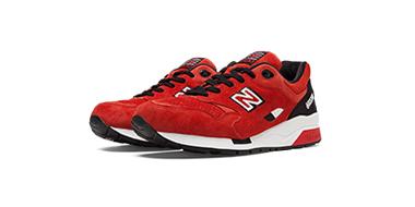 余文乐同款,New balance CM1600 经典男士跑鞋