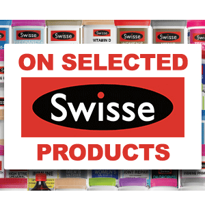 cw大药房现有Swisse保健品5折+满150澳立减5澳