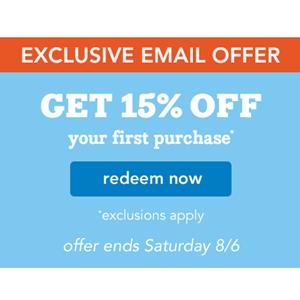 提醒:Drugstore目前针对部分用户发送专属无门槛85折/满$60额外8折邮件