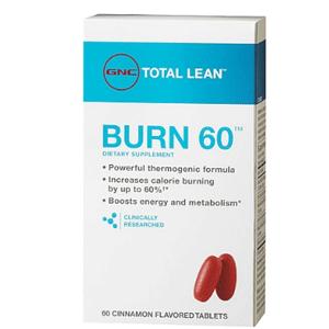 GNC Total Lean™ 燃脂减肥公式60粒