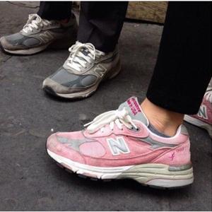 New Balance新百伦993女款总统慢跑鞋
