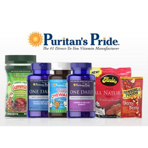 Puritan's Pride官网精选保健品热卖
