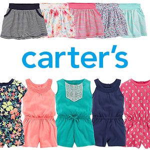 返校日促销!Carter's卡特官网限时3天低至3折