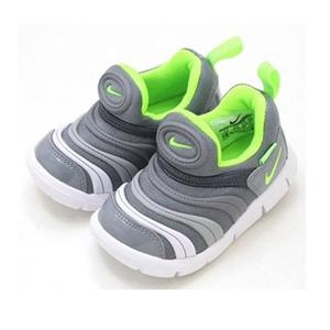 2016年春夏新款 Nike耐克毛毛虫小童运动鞋 灰色款