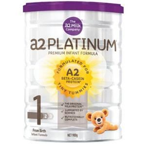 澳洲CW药房A2婴幼儿奶粉白金系列一、二、三段900g