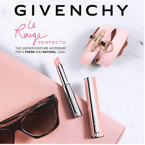 Givenchy纪梵希Le Rouge 粉色小羊皮变色唇膏预定$36