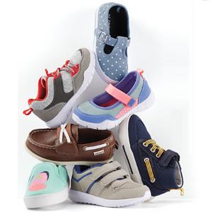 Carter's 卡特 官网超级可爱童鞋5折促销