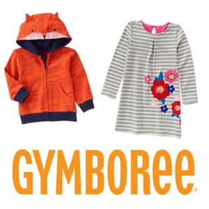 Gymboree金宝贝季末清仓低至3折