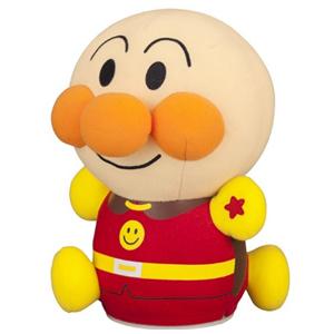 SEGA TOYS 世嘉玩具 面包超人跳舞公仔玩具