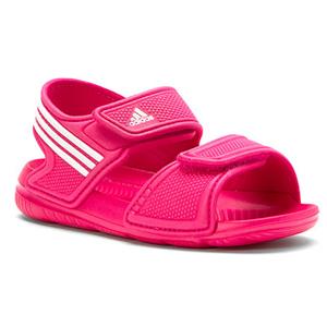 Adidas阿迪达斯AKWAH 9 I小童款凉鞋