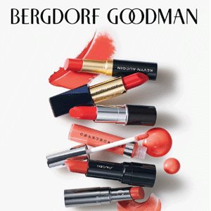 2016年Bergdorf Goodman秋季美妆盛典首发预热