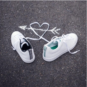Adidas阿迪达斯经典板鞋VALCLEAN2小白鞋