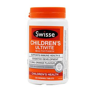 Swisse 儿童复合维生素咀嚼片120片