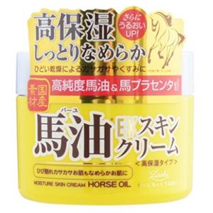 升级版:LOSHI北海道 万能马油EX保湿升级面霜/乳霜 100g