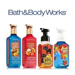 Bath & Body Works现有洗手液产品6件$18+额外8折