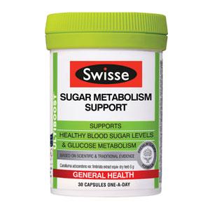 Swisse 血糖平衡片30粒