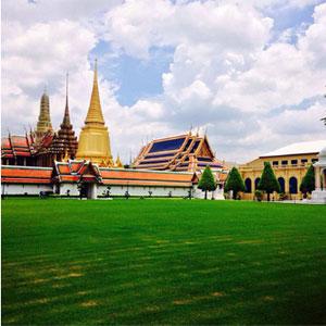 阿里旅行 全国直飞-曼谷/芭提雅6天5晚往返机票含税含行李