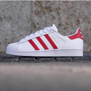 Adidas 阿迪达斯三叶草 Superstar 金标女款板鞋