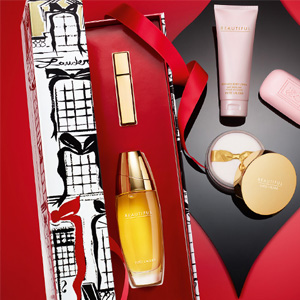 Estee Lauder官网圣诞香水礼盒套装上线