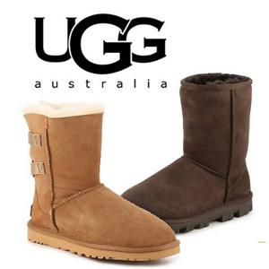 DSW现有UGG促销低至4折