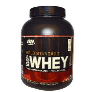 Optimum Nutrition乳清蛋白粉 巧克力味 2.27kg