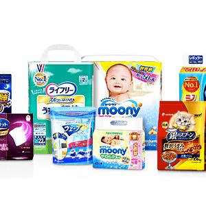 日本亚马逊moony尤妮佳产品满5千日元减1千日元