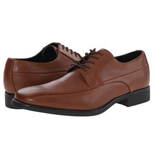 Calvin Klein EarlBritish 男士系带皮鞋棕色款,限7/8码