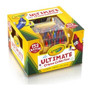 Crayola 绘儿乐 152色彩色蜡笔*3套