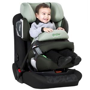 CYBEX 赛百斯 儿童安全座椅 Pallas 2-Fix灰色款