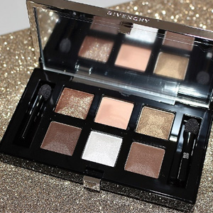 Givenchy La Palette Nudes圣诞限定眼影盘